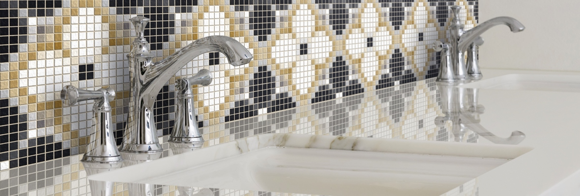 Keukenwand met eigen ontwerp moza ek metroxl - Mozaiek ontwerp ...