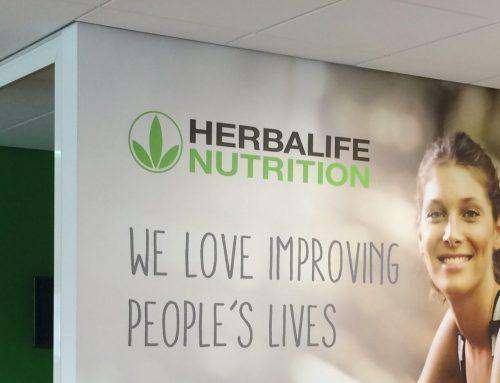 Herbalife blijft kiezen voor MEER! van Metro