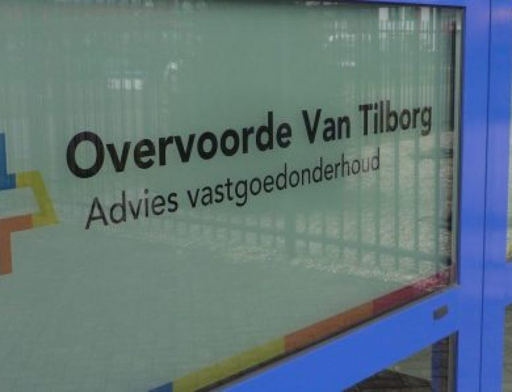 Een nieuwe frisse uitstraling voor Overvoorde Van Tilborg