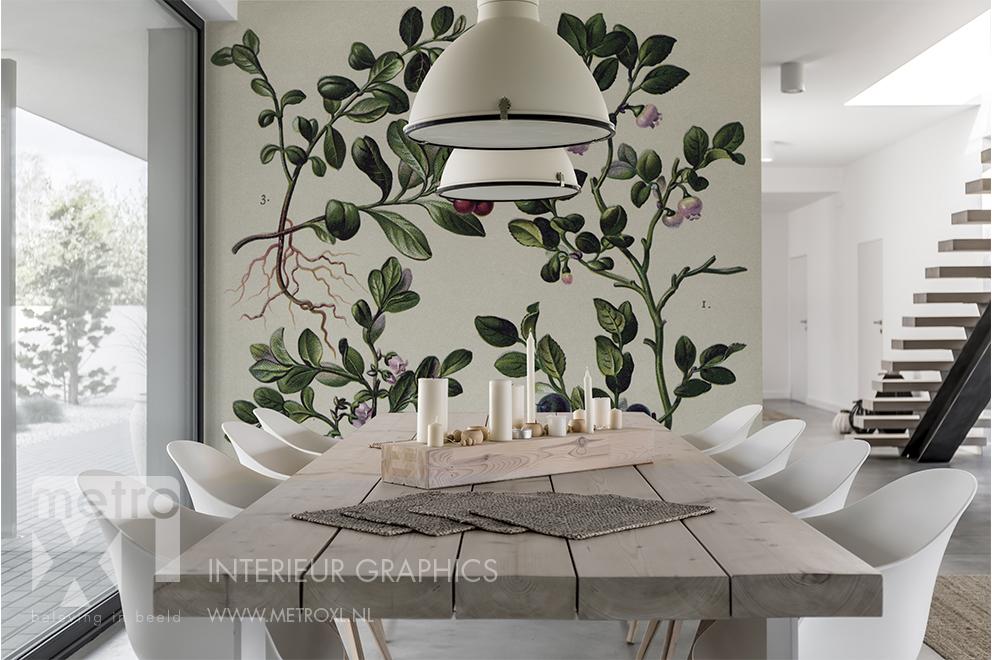 Aan De Muur : Heeft u al een botanische print aan de muur metroxl