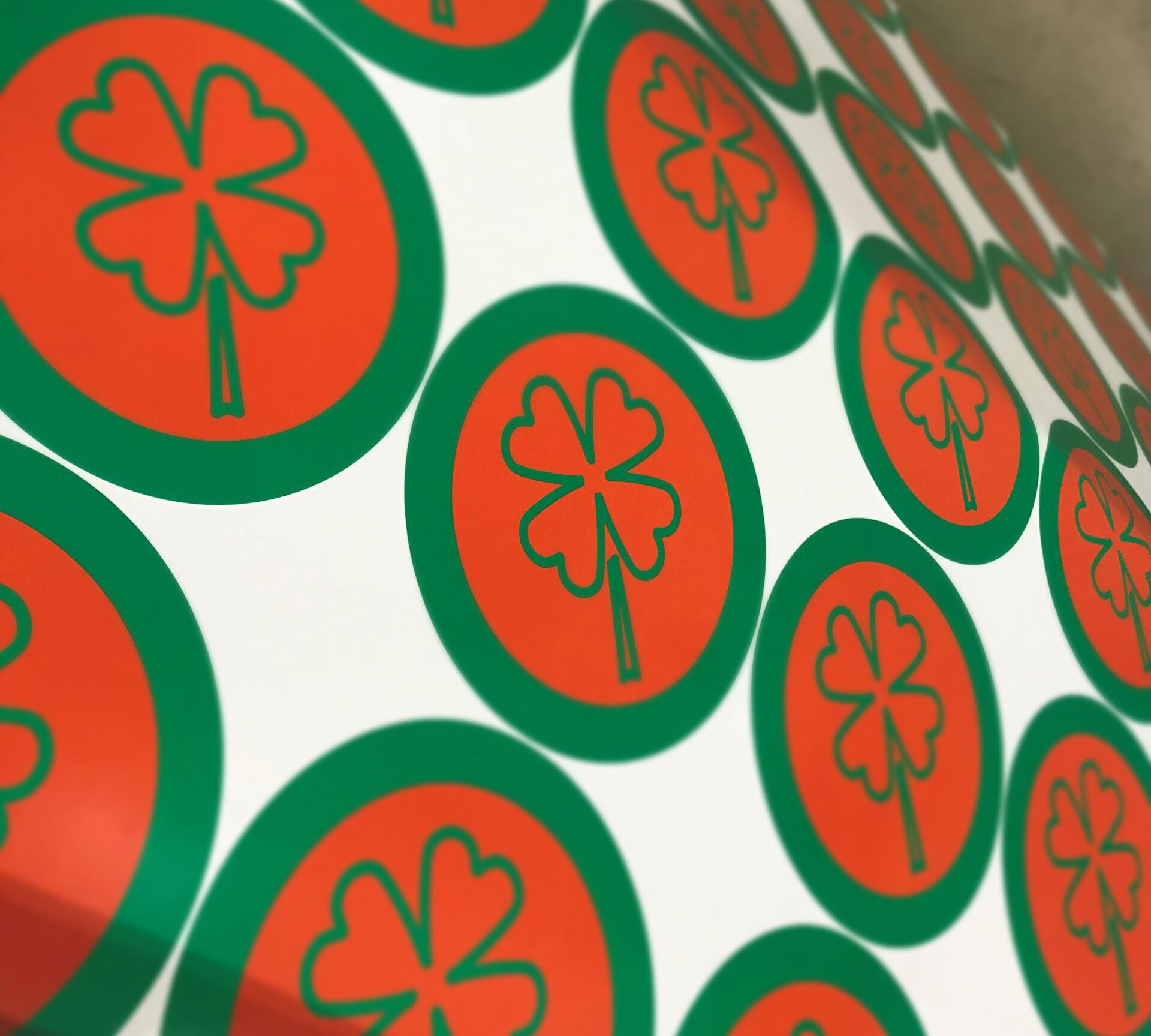 Covid-19 Corona sticker