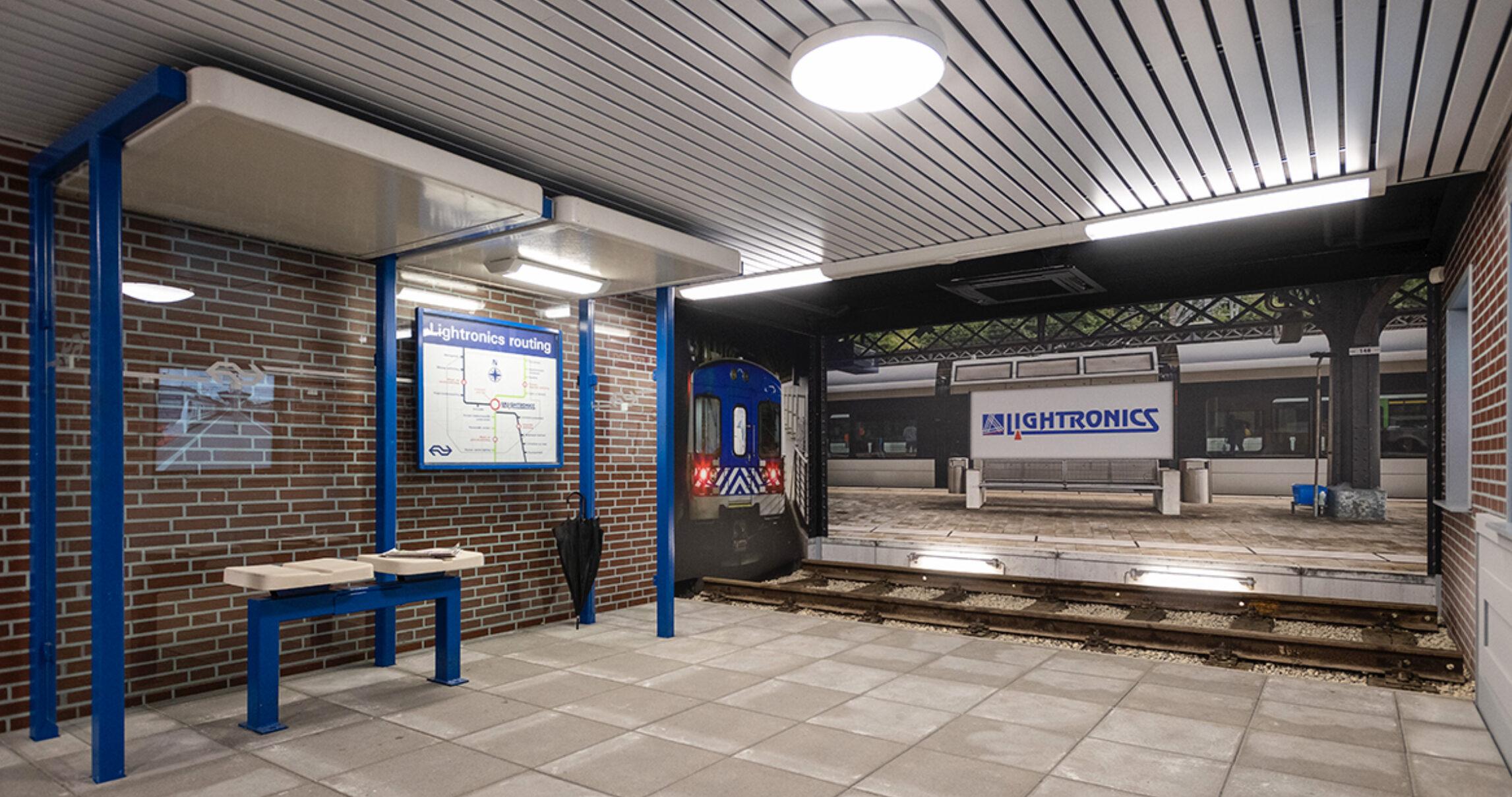 lightronics experience center sign+ awards 2020 MetroXL
