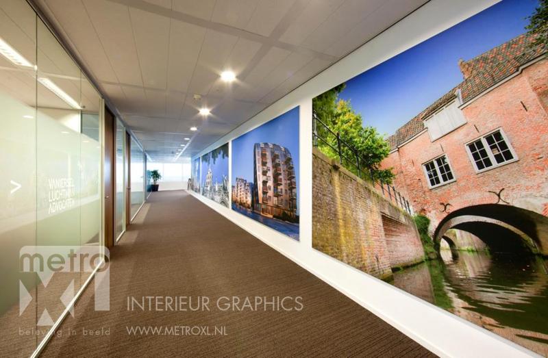 Akoestische fotopanelen 's-Hertogenbosch