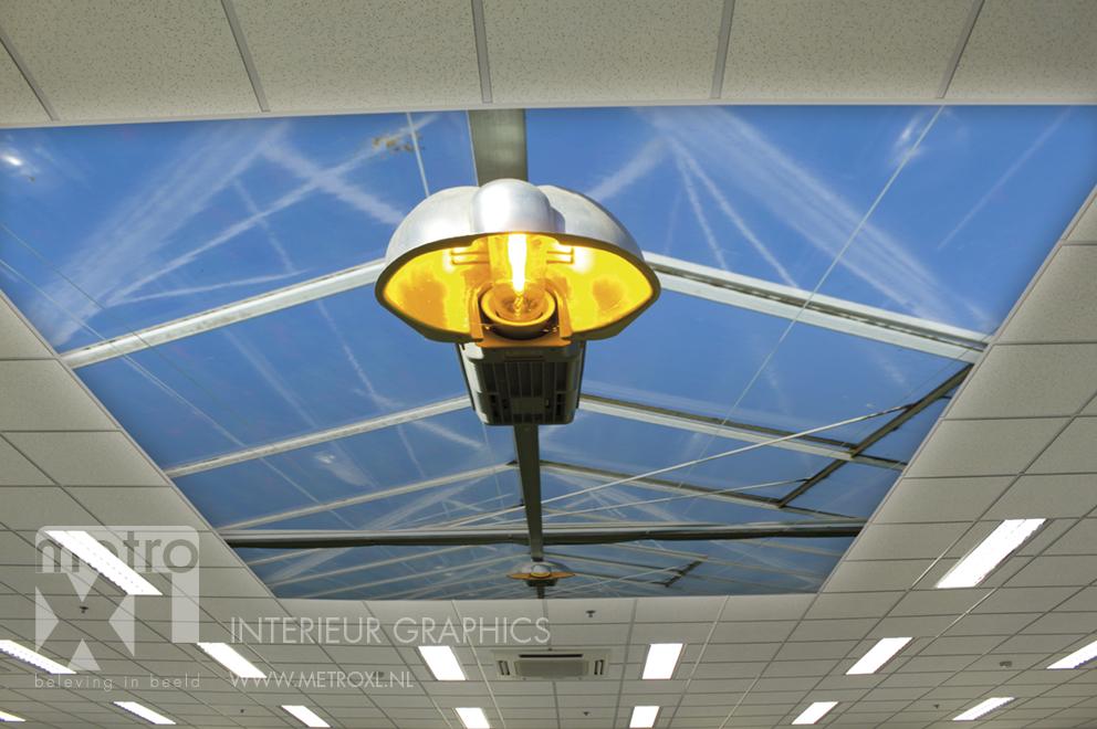 Lumiwall plafond