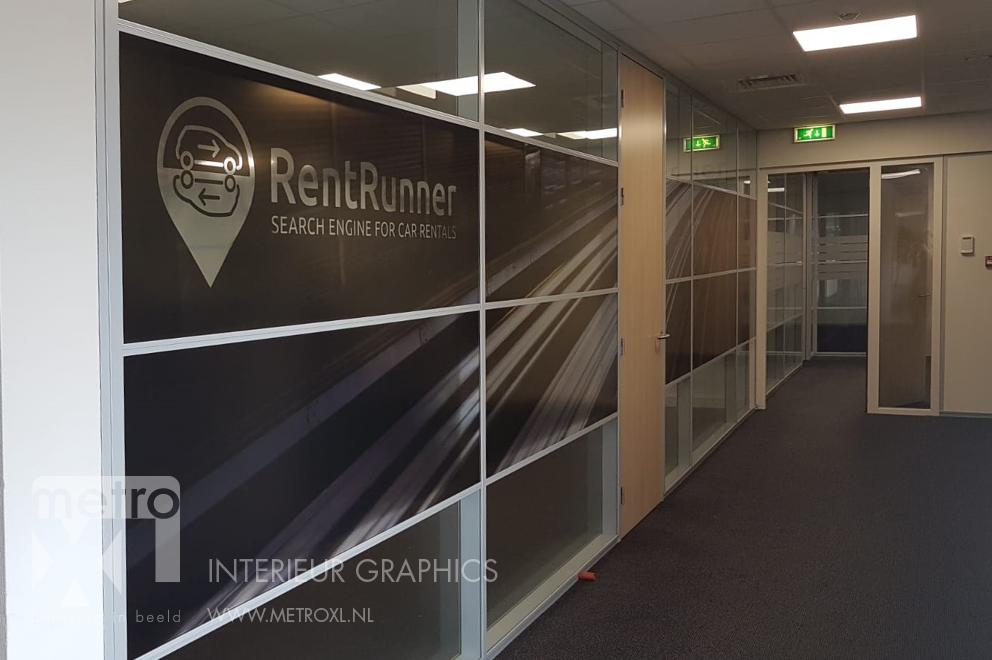 Transparant Full-colour Rentrunner