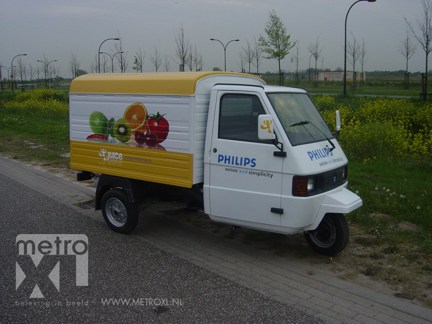 Belettering special Philips