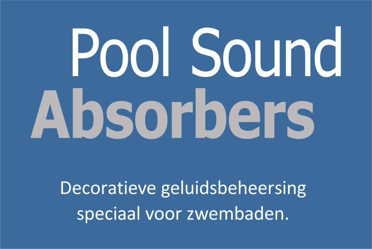 Pool Sound Absorers decoratieve geluidsbeheersing speciaal voor zwembaden