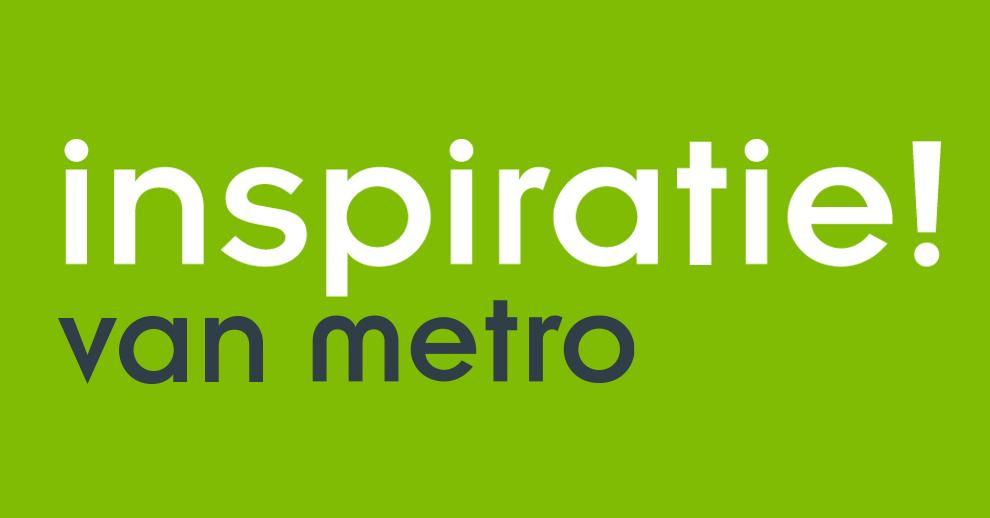 inspiratie fotowand MetroXL